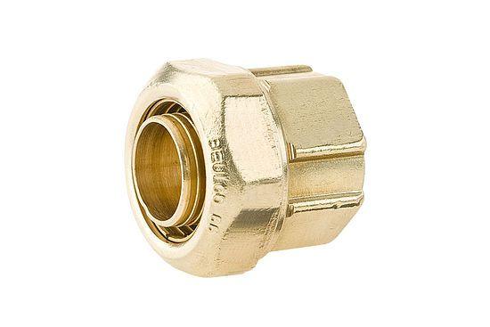 BEULCO Verschraubung 1/2 Zoll IG, 20x1,9mm, Übergangsstück, Klemmverbinder gerade