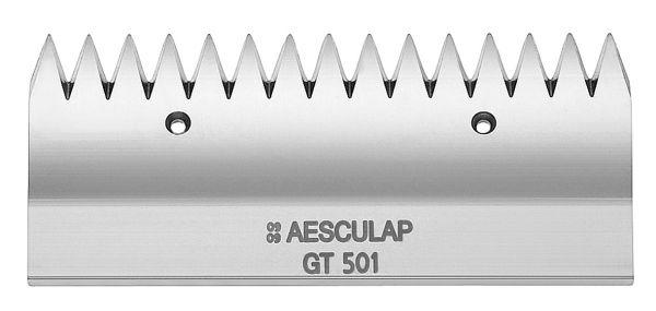 Aesculap Schermesser GT501 - 15 Zähne Obermesser