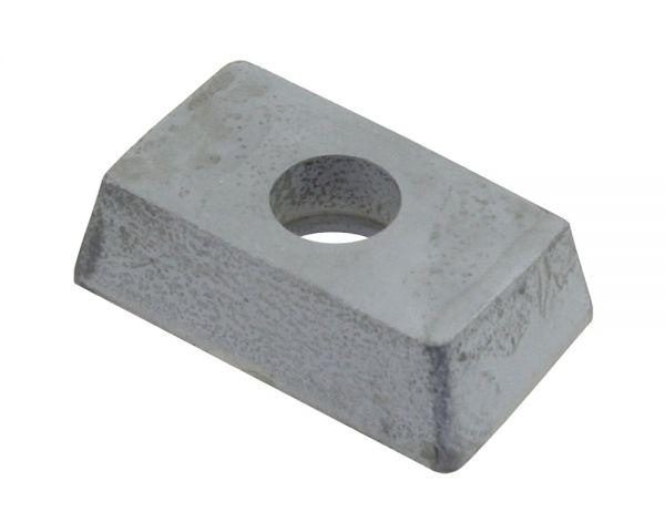 Demotec® Ersatzmesser für DL-Scheibe, Hartmetall-Schneidmesser für Klauenscheibe