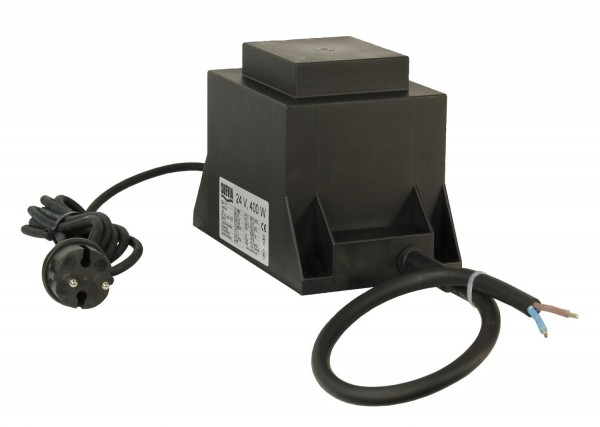 Suevia Transformator (230/24V, 400W) für heizbare Tränkebecken und Zusatzheizungen - 101.0392