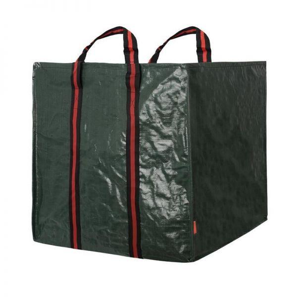 Noor® Gartensack Profi 300 Liter, 67x67x67cm, Gartentasche für Laub und Gartenabfälle