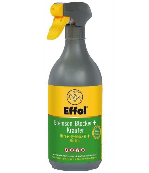 Effol® Bremsen-Blocker+ Kräuter 750ml, Bremsenschutz und Fliegenabwehr für Pferde