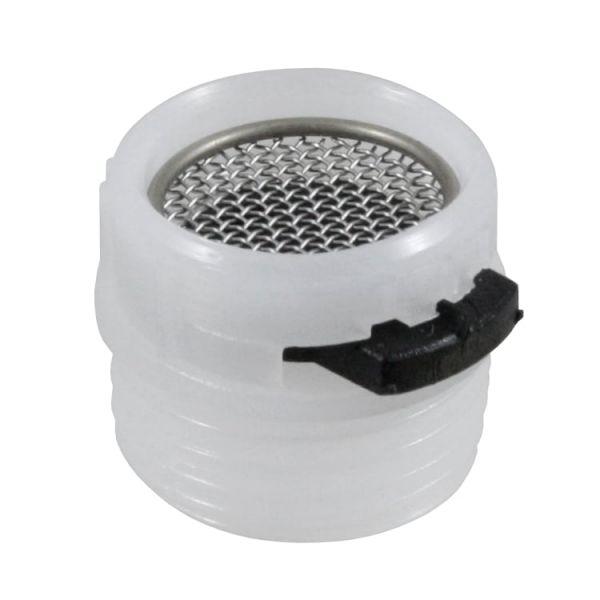 Verstellbare Düse für Beißnippel Standard & Premium-Line, Sieb für Beißnippel