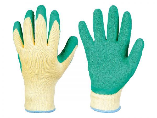 Stronghand® Grip-Handschuhe SPECIALGRIP Größe 9 (L), Arbeitshandschuhe mit Latex-Beschichtung