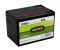 Koltec ZINK-KOHLE 55Ah - 9V Weidezaunbatterie, Trockenbatterie für Weidezäune