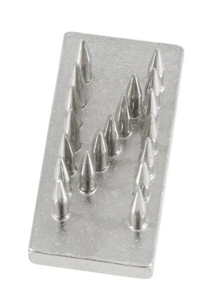 Schlagstempel-Buchstabe: N (20mm), Buchstabe, Einsatz für Schlagstempel