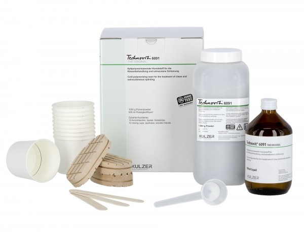 Technovit® 6091, 10er-Pack, das Universalhilfsmittel zur Klauenbehandlung von Rindern und Kühen