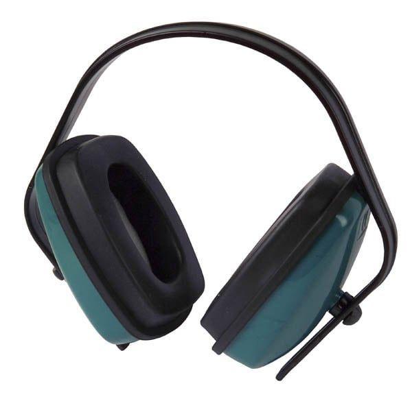 TECTOR® Kapselgehörschutz STANDARD, Gehörschutz aus Spezialkunststoff mit weichen Ohrpolstern