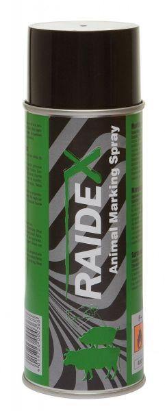 Raidex® Viehzeichenspray 400ml Grün, Markierungsspray zur Kennzeichnung von Tieren