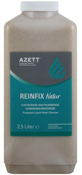 Reinfix® Handwaschpaste 2,5 Liter Spenderflasche, konzentrierte und flüssige Handwaschpaste