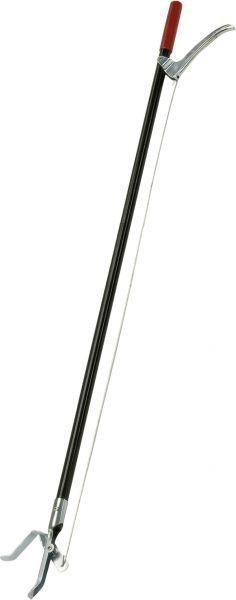 FLORA Greifboy Alu, 90cm, Greifzange für die Papier- und Abfallsammlung, 01320