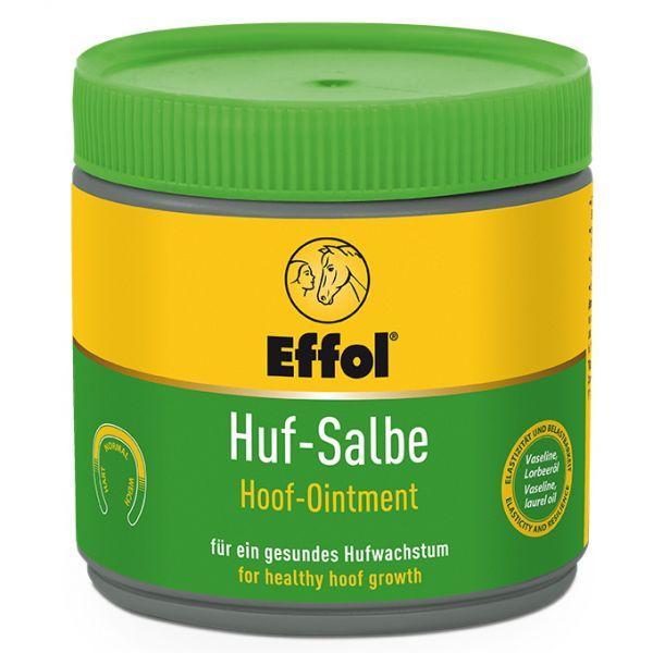 Effol® Hufsalbe 1 Liter, grün, für ein gesundes Hufwachstum, desinfizierende Wirkung