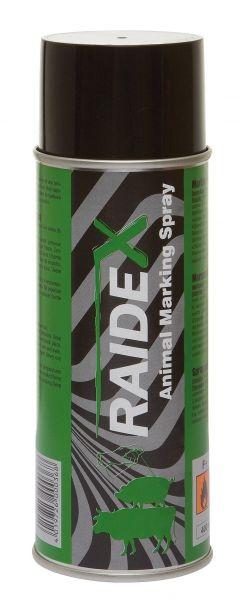 Raidex® Viehzeichenspray 200ml Grün, Markierungsspray zur Kennzeichnung von Tieren