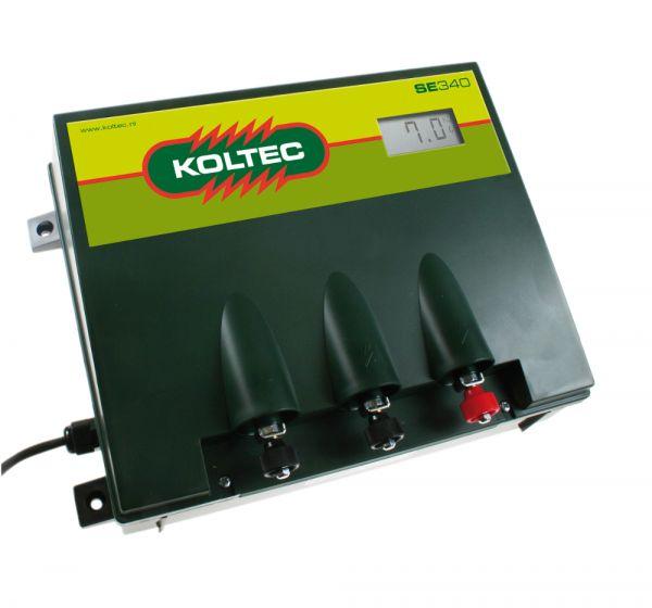 Koltec Weidezaungerät SE340 - 230 Volt Netzgerät für den professionellen Einsatz
