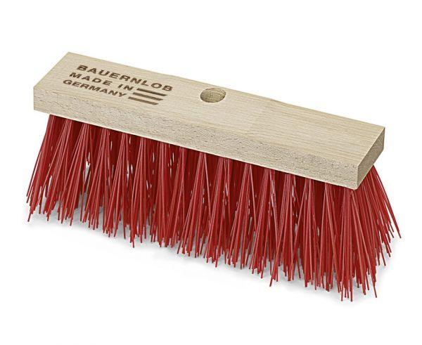 Straßenbesen 50cm BAUERNLOB, Elaston, extra kräftige und lange Borsten für groben Schmutz