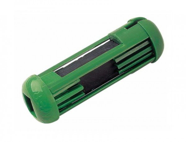 Käfigmagnet grün, 35x35x100mm, Fremdkörpermagnet, zur Prophylaxe der Fremdkörpererkrankung