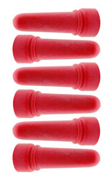 6x GEWA Lämmersauger 70mm, Gummi, passend für Lämmereimer LAMMBAR