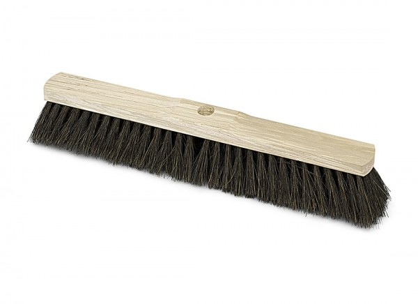 Saalbesen 60cm, Arenga, nassfest und ölbeständig, für feinen und groben Schmutz