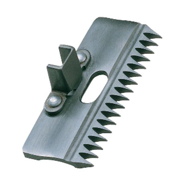 Hauptner Schermesser 86833, Standard-Oberkamm, 17 Zähne, für die Pferdeschur