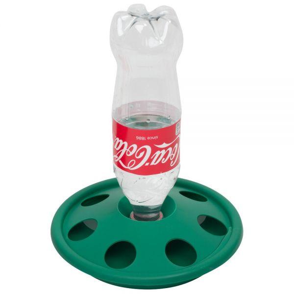 Geflügeltränke für PET-Flaschen, Kükentränke für Tränkeflasche 0,5 bis 1 Liter
