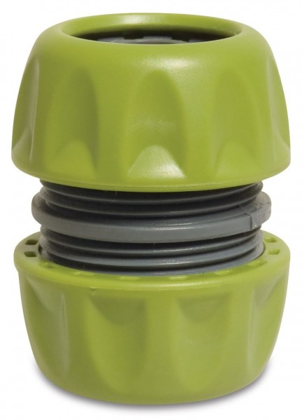 Hydro-Fit Schlauchverbinder PVC, 1/2 Zoll, Verbindungskupplung, Kupplung für Gartenschläuche