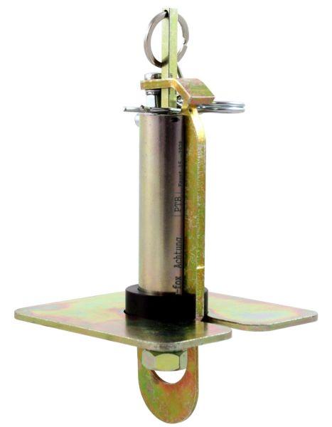 Original Top-Fox® Wühlmausschussfalle 2in1, beidseitiges Wühlmausschussgerät, ohne Kartuschen