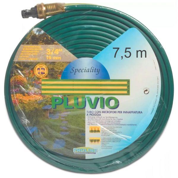 Pluvio® Sprühschlauch 7,5m, 3-Kanal-Schlauch, zur Imprägnier- und Wurzelbewässerung
