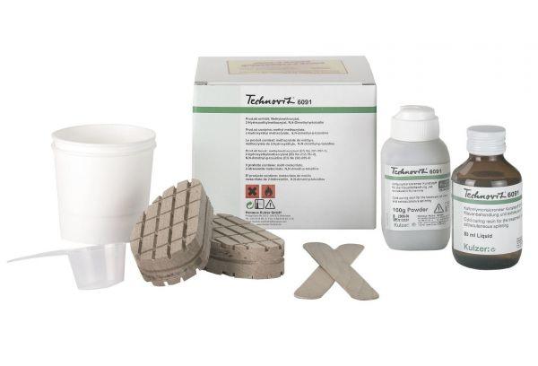 Technovit® 6091, 2er-Pack, das Universalhilfsmittel zur Klauenbehandlung von Rindern und Kühen