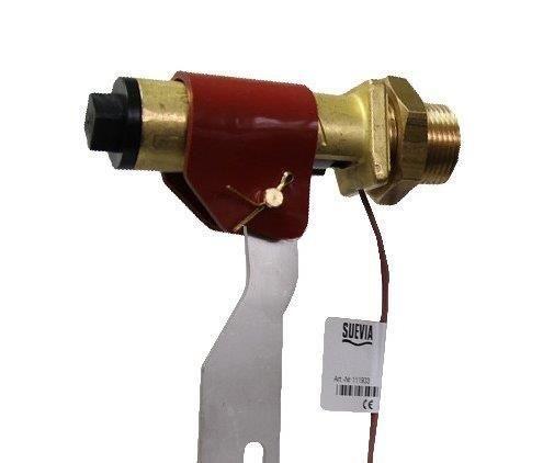 Suevia Ventilheizung Mod. 527 (24V, 7W) für Ventil-Trogtränken, Schwimmerventile- 131.0527