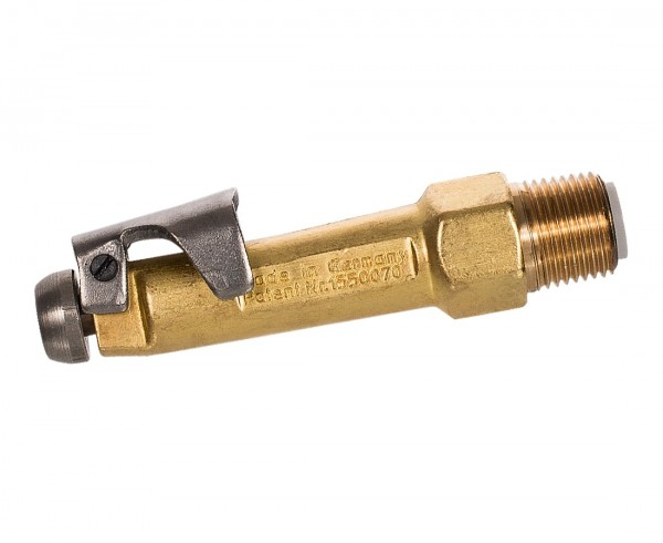ARATO Beißnippel Mod. 84, 1/2 Zoll, Tränkenippel für Sauen und Eber