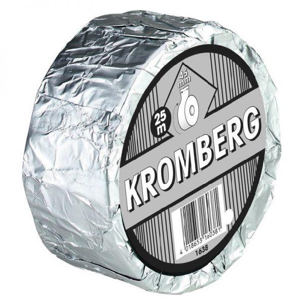 Kromberg Klauenverband 25m, doppelseitig klebendes Klauenband zum Bandagieren, für Schutzverbände