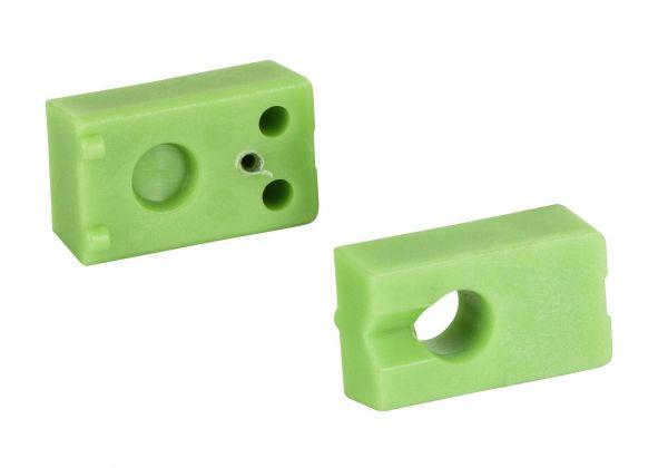 Primaflex Umrüstsatz für Duo-Ohrmarken (grün), Einsatz für Primaflex Ohrmarkenzange