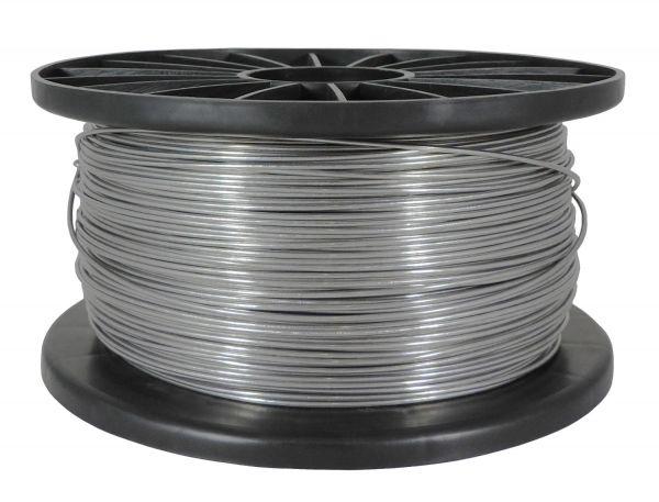 Aluminiumdraht 400m, 1,8mm, Alu-Draht für lange und schwierige Zaunanlagen mit Bewuchs