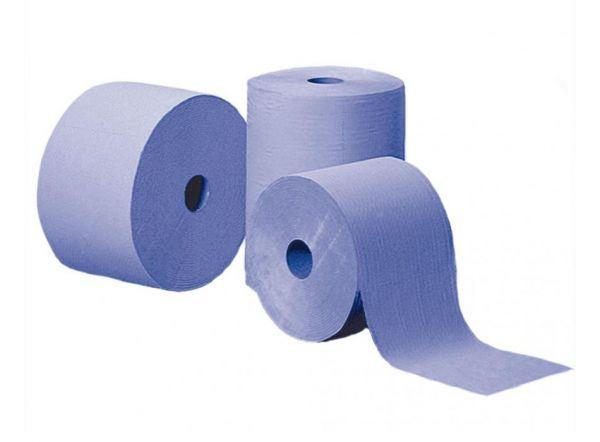 HYGOSTAR® Putzpapier 2-lagig, Putztücher für Werkstatt und Garage - 37,5 x 22cm