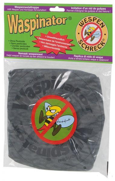 SILVA® Wespenschreck WASPINATOR, Wespennest-Immitation hält Wespen fern, Wespenabwehr