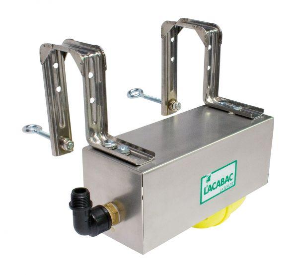 La Buvette® Einbau-Schwimmerventil LACABAC 26, Schwimmer für Tröge, Wannen und Behälter, A601