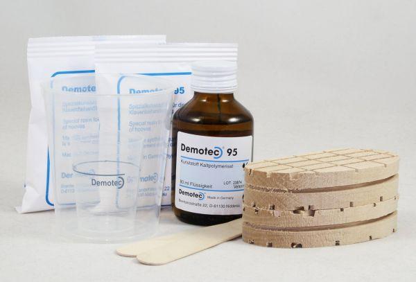 Demotec® 95, 2er-Pack, schnelle und preiswerte Klauenbehandlung bei Kühen und Rindern
