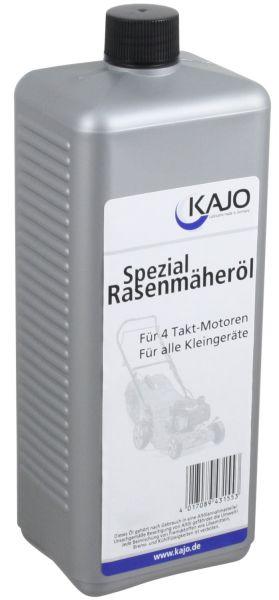 KAJO Spezial Rasenmäheröl 600ml, für diesel- und benzinbetriebene Rasenmähermotoren