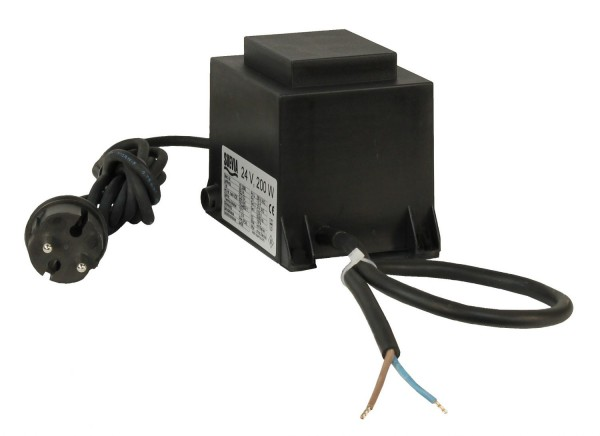 Suevia Transformator (230/24V, 200W) für heizbare Tränkebecken und Zusatzheizungen - 101.0390