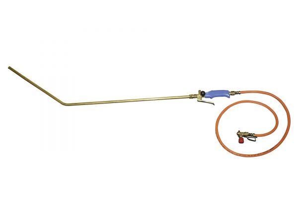 Euterhaarentferner PREVENTA mit Gaskartuschenanschluss, zur Entfernung von Euterhaaren