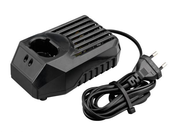 Lister Ladegerät für 7,2 Volt LI-ION Akkus, Ersatzladegerät für Schermaschinen-Akkus