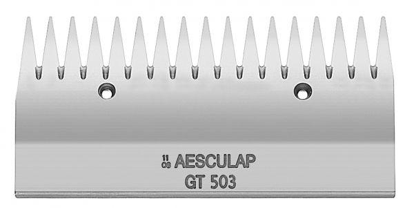 Aesculap Schermesser GT503 - 17 Zähne Obermesser