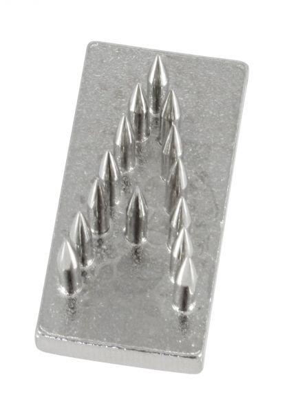 Schlagstempel-Buchstabe: A (20mm), Buchstabe, Einsatz für Schlagstempel