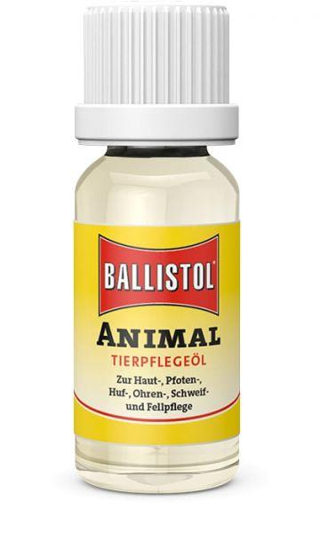 Ballistol® Animal Tierpflegeöl 10ml, für die Haut-, Fell-, Ohren- und Hufpflege