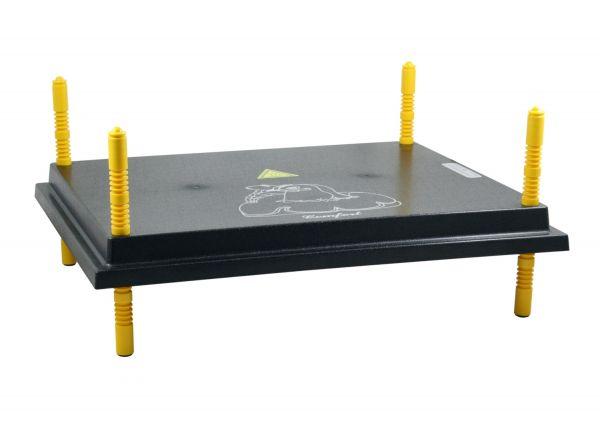 Küken-Wärmeplatte Comfort 40x50cm, 46 Watt, Wärmeplatte für die Kükenaufzucht
