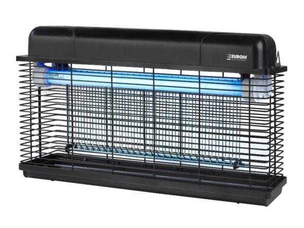 Eurom® Elektrischer Insektenvernichter Profi IPX4 - 30 Watt, zur Insektenabwehr, bis zu 15m²