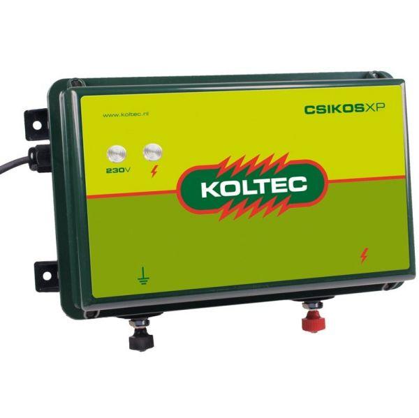 Koltec Weidezaungerät CSIKOS XP - 230 Volt Netzgerät für den professionellen Einsatz