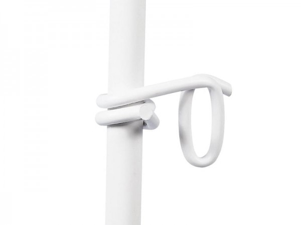 25x Zusatzisolator 40mm, für Kunststoffpfahl Ø19mm, Zweitisolator für Litze, Seil und Band