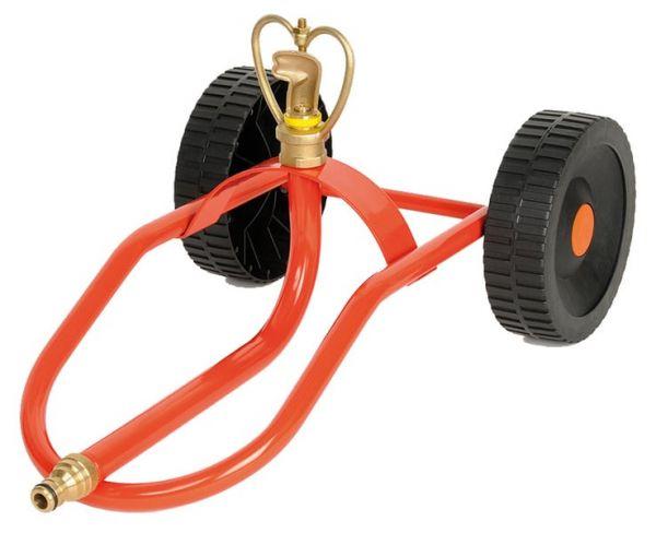 Mini-Beregnungswagen Mod. 550 mit 360° Kreisregner 1/2 Zoll aus Messing
