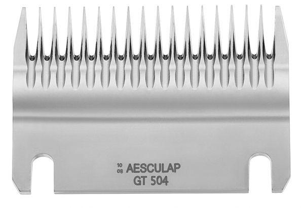 Aesculap Schermesser GT504 - 18 Zähne Untermesser